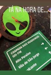 Vaga em Chalé - Chapada dos Veadeiros - Cavalcante