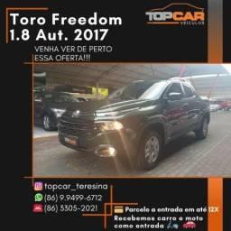 Fiat Toro Freedom 1.8 AT 2017 - 2017