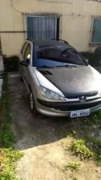 Peugeot carro selado, quitado completo ano 2006 - 2006
