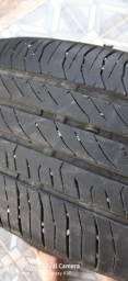 Vendo 3 pneus aro 16 meia vida por 150