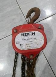 Talha manual Koch