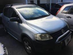Vw Crossfox 1.6 completo + gnv c/ 2 cilindros - Valor real! - 2005