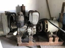 Grupo gerador 15 kVA com quadro
