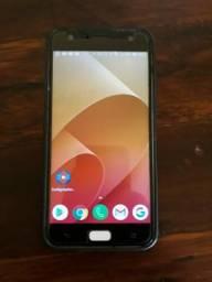 Smartphone Asus Zenfone 4 Selfie 64gb de memória interna e 4gb de memoria RAM tela de 5.5