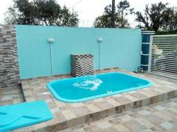 Alugo casa praia leste com piscina!