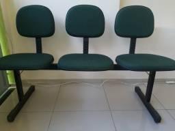 Longarina 3 Lugares - Cadeira