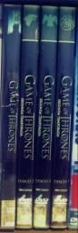 Vendo coleção original DVDs Game of the Thrones