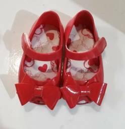 Sandálias de bebê