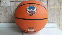 Bola de basquete Xalingo na cor laranja
