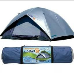 Barraca de Camping 6 pessoas - Completa super nova