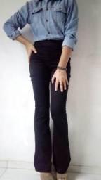 Blusão jeans vintage