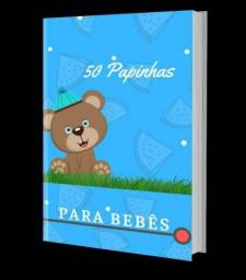 50 papinhas para bebes