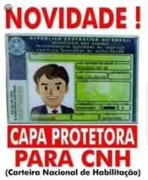 Capa Protetora De Acrilico Para Cnh