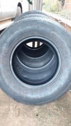 Vendo 4 pneus aro 16= 265 /70/16 61 999582773 zap passa cartão