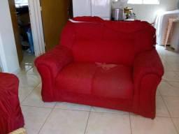 Vendo sofa semi novo 2 e 3 lugares
