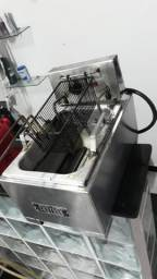 Estufa elétrica 5litros volt 110