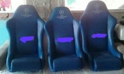 Cadeiras esportivas