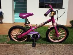 Bicicleta infantil princesas