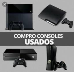 Dinheiro Já! Compramos X-Box 360, One, Playstatio 2,3,4, , Pago Bem, WhatsApp: 999308830