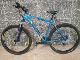 Bicicleta Gonew 6.3 aro 29 conservada. Peças shimano tourney TX
