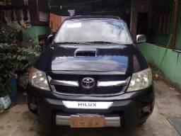 Toyota Hilux srv 3.0 4x4 turbo diesel intercooler - 2009