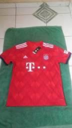 Camisa Bayern 18/19