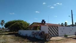 Casa na praia de Fagundes/Lucena em frente ao Condomínio Gaivota por R$ 120 mil