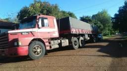 Scania 113 6x2 - ANO 1993 / Carreta Randon 2009 - 1993