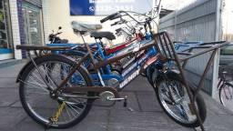 Bicicleta de Carga/ Cargueira Para Foodbike ou transporte de Mercadoria