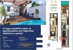 ONE Residencial - Sobrados diferenciados - Apoio náutico - Centro - Baln Piçarras / SC