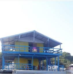 Flutuante para locação no Tarumã