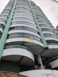 Apartamento com 3 dormitórios para alugar por R$ 4.400,00/mês - Canto do Forte - Praia Gra