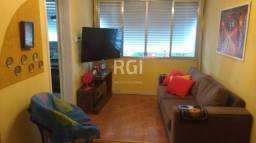 Apartamento à venda com 1 dormitórios em São joão, Porto alegre cod:CS36007155