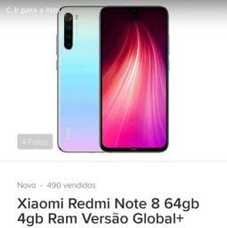 Redmi Note 8  Gurupi
