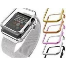Bumper Capa Protetor Case Smartwatch 1 2 3 38mm 42mm