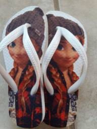 Compre chinelos infantis personalizado direto da fábrica estrela Bella