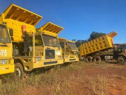 Caminhões Fonton Mining