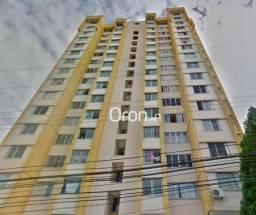 Apartamento com 2 dormitórios à venda, 64 m² por R$ 186.000,00 - Setor Leste Universitário