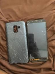 Celular da Samsung j6