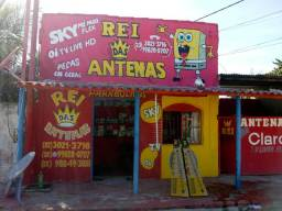 Rei das antenas