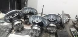 Recuperação de turbina