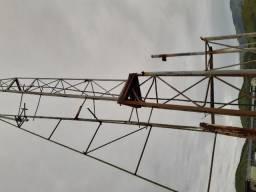 Torre para radio comunitária,transmissor fm,antena fm,2.75mt ferro galvanizado