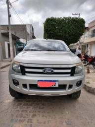 Ford ranger gls 2014 flex e no gàs - 2014