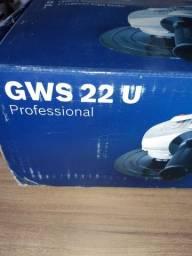 Lixadeira Angular Bosch GWS 22 U