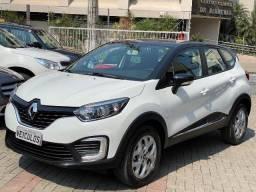 Renault Captur Life 1.6 Flex Aut. 2019 Apenas 19.000 km