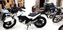 CB 250F TWISTER Impecável troco moto