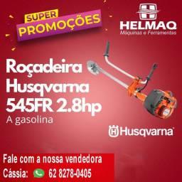 Roçadeira Husqvarna 545FR 2.8hp