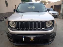 Jeep renegade 2017 manual 45,900 financiado+entrada