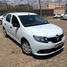 Renault Logan 2018 Completo - $ 38.990