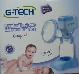 Bomba elétrica de tirar leite G-Tech
